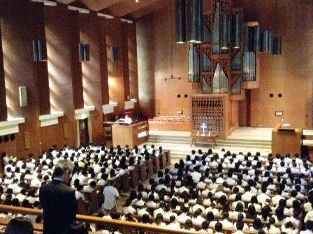 国際基督教大学高等学校画像